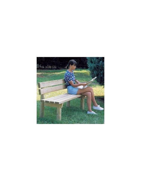 panchina per giardino panchina per giardino in legno di pino rustica panchine