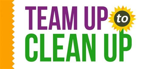 clean up team up to clean up henry w school