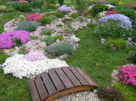 small easy care garden ideas the interior design