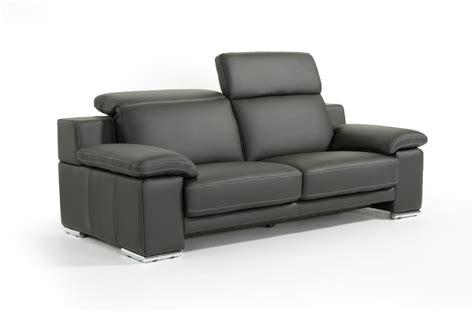 modern italian leather sofa estro salotti evergreen modern black italian leather sofa set
