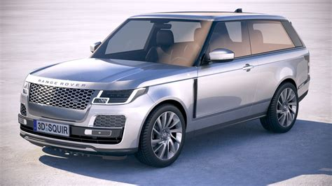 Land Rover Range Rover Vogue 2019 by Range Rover Sv Coupe 2019