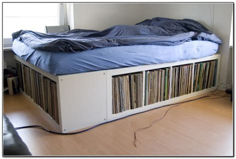 diy bed frame with storage diy bed frame with storage beds home design ideas