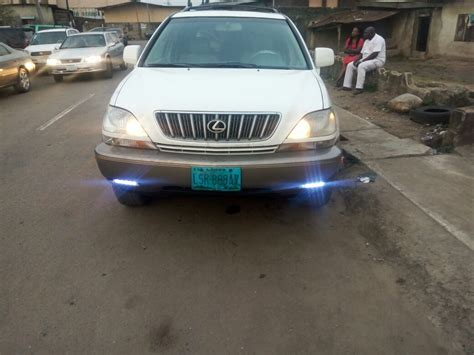 pimped lexus rx 350 pimped lexus rx 300 for urgent sale autos nigeria
