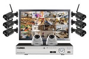 8 camera surveillance system with 6 wireless vga 2 hd best home surveillance system cool best home security