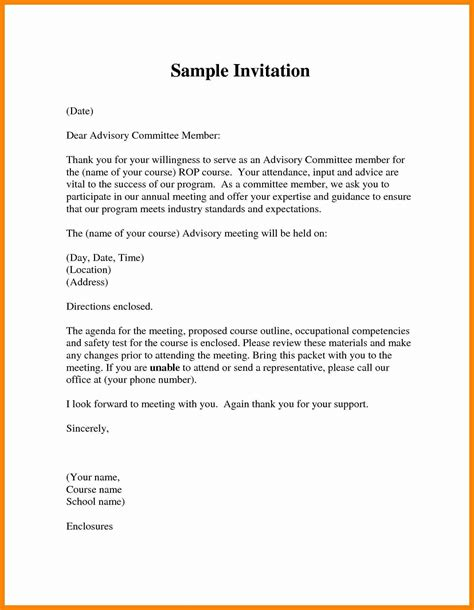 business letter requesting email address sle invitation letter visa usa best of business meeting