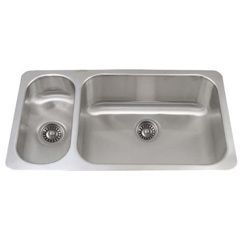 Disposal Kitchen Sink Kitchen Sinks Noah S Collection Undermount Kitchen Sink Bowl Disposal Sink Small Bowl