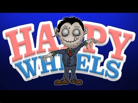 happy wheels zombies full version happy wheels zombies attack part 121 youtube