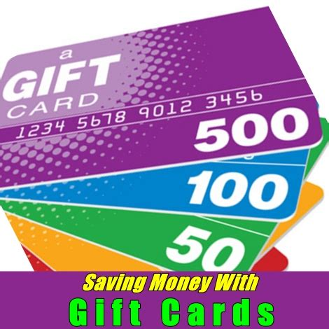 Gift Card Savings - big bucks savings with gift cards boomerpreps