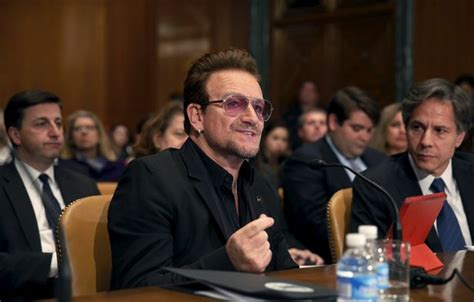 Bono Testifies Against Former Stylist by Usa U2 Singer Bono Furious Claims Of Bullying At