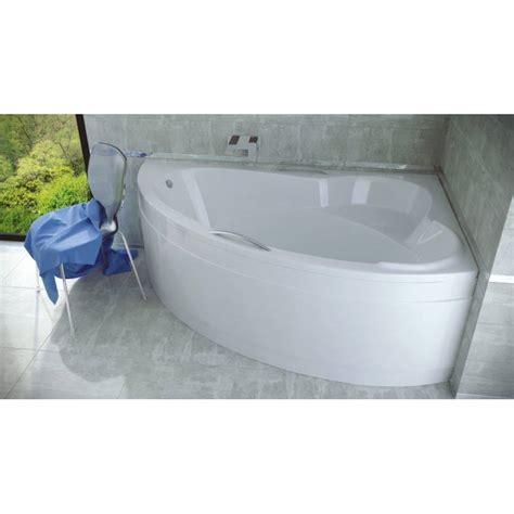 baignoire droite avec tablier baignoire oriego maxi baignoire design mobilier salle
