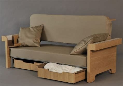 transforming bed transforming sofa converts into dining table and bed for two