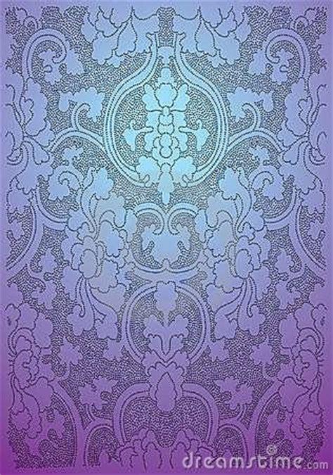 Tapisserie Orientale by Papier Peint D De Fleur Image Stock Image 8409661