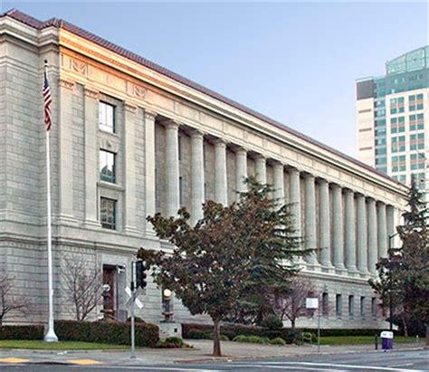 Sacramento Post Office by Federal Building Sacramento