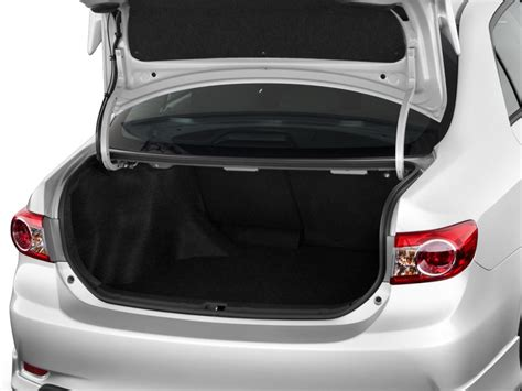Trunk Space Toyota Corolla Camry Trunk Size 2017 2018 Best Cars Reviews