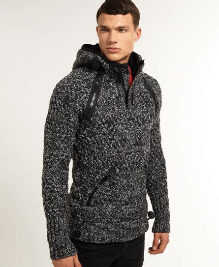 Sweater Eiger Hoody mens jumpers shop jumpers for superdry