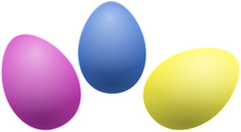 colored eggs free vector graphic colored eggs easter eggs free