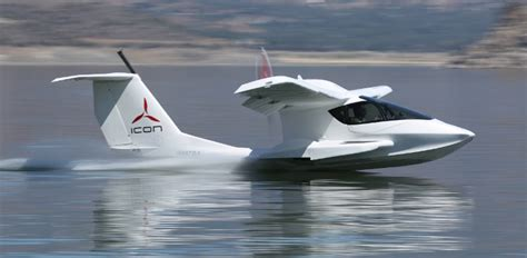 ct light sport aircraft icon aircraft s a5 lsa gets faa weight exemption general