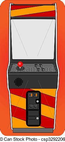 Arcade Cabinet Icon by Arcade Cabinet Clipart