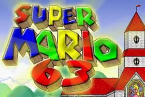 Unblocked Mario 63 » Home Design 2017
