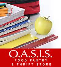 Oasis Food Pantry by Oasis Food Pantry Supply Drive Messiah Lutheran Church
