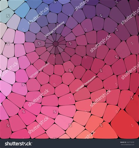 pattern magic italiano color magic pattern geometric shapes colorful stock vector