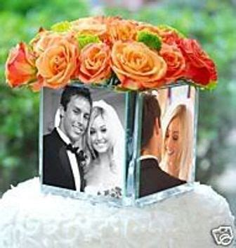 centerpieces with photos the wedding inspirations wedding reception