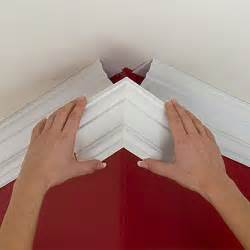 Should I Paint My Ceiling White 1000 ideas about crown molding kitchen on pinterest