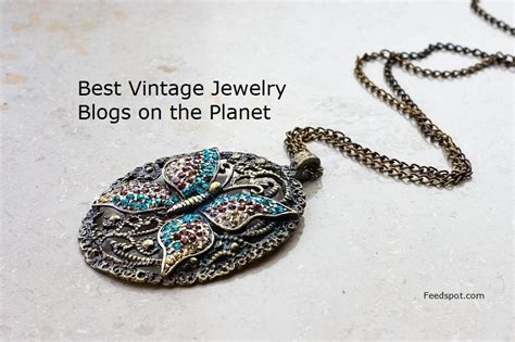 Classic Jewelry Top Picks by Top 20 Vintage Jewelry Blogs And Websites To Follow In 2018