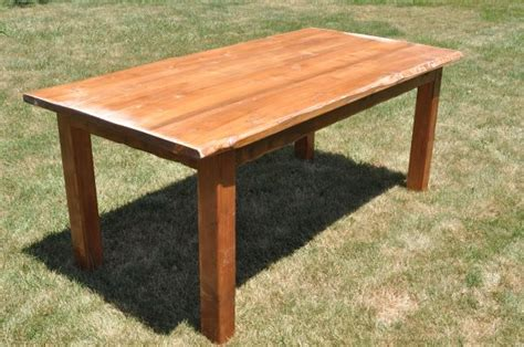 home made kitchen table dining table home made dining tables