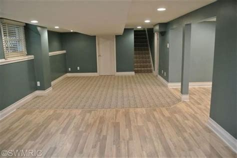 Best Flooring For Finished Basement The World S Catalog Of Ideas