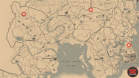 rowboat locations red dead 2 red dead redemption 2 bull locations map