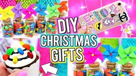 diy christmas gift ideas 2017 easy last minute diy