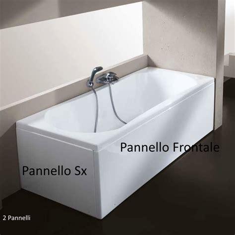 vasca da bagno 140 x 70 vasca con pannello 70 x 105 120 140 150 160 170 180 cm in