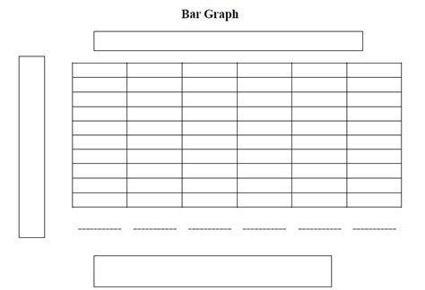 blank bar graph template madinbelgrade