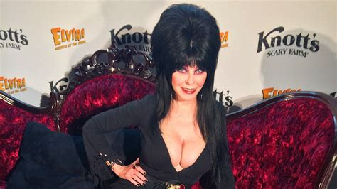Elfira Top by Knott S Scary Farm Elvira Answers 7 Questions 2014