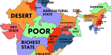 indian states top 10 indian states that make india rich red newswire