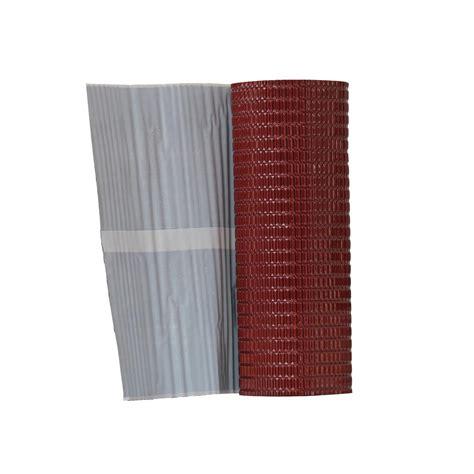 onduline 11 75 in x 98 in brick aluminum