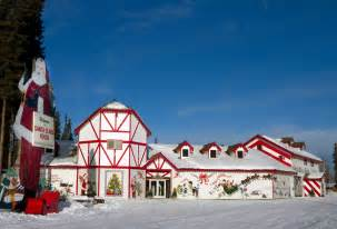 Santa Claus House santa claus house experience north pole alaska