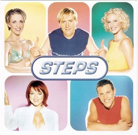 Cd Ori Steps Step One 1 disconnection in 5 6 7 8 song lyrics of steps