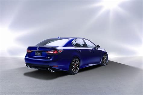 new lexus all new 2016 lexus gs f has a 467hp 5 0 liter v8 carscoops