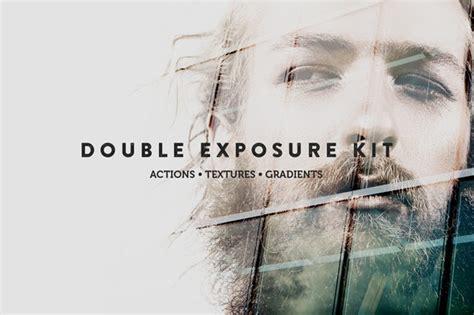 double exposure photoshop tutorial italiano double exposure kit for adobe photoshop