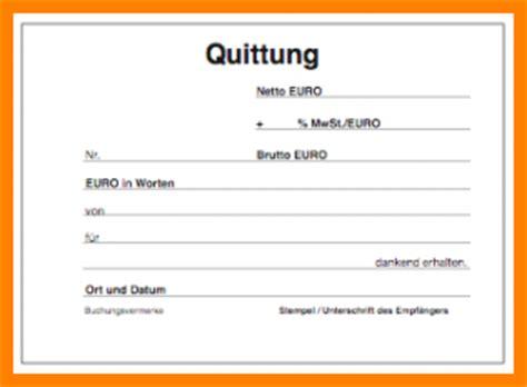 Rechnung Kleinunternehmer Reisekosten 8 Quittungsvorlage Ohne Mwst Analysis Templated Analysis Templated