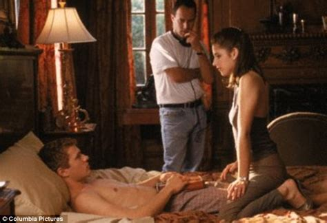 american sexuality in bedroom sarah michelle gellar teases fans as she recreates a cruel
