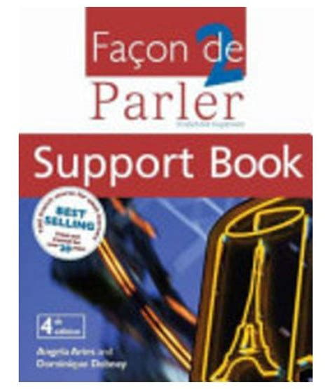 faon de parler 2 facon de parler 2 support book french for beginners ex directory buy facon de parler 2 support