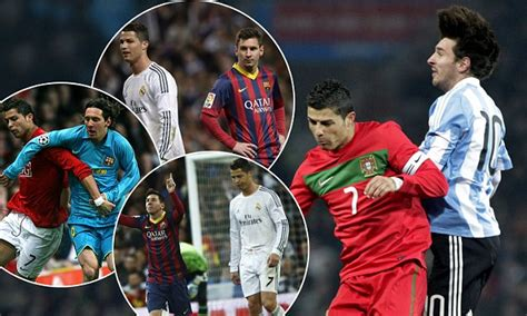 Resume Genius Login by Lionel Messi And Cristiano Ronaldo Resume Rivalry As