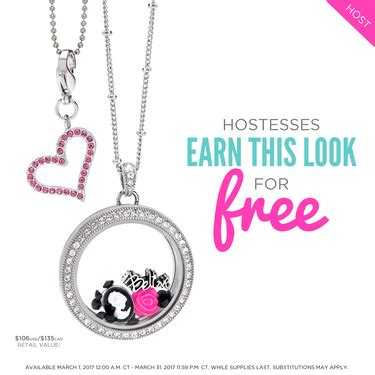 Origami Owl Retailers - march origami owl hostess exclusive direct sales member
