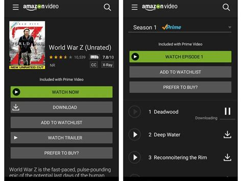 amazon video how to download amazon prime movies and tv shows for