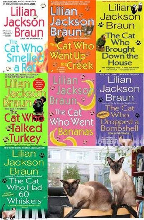 Lilian Jackson Braun Mysterious Menagerie 17 best images about cozy mysteries on fudge