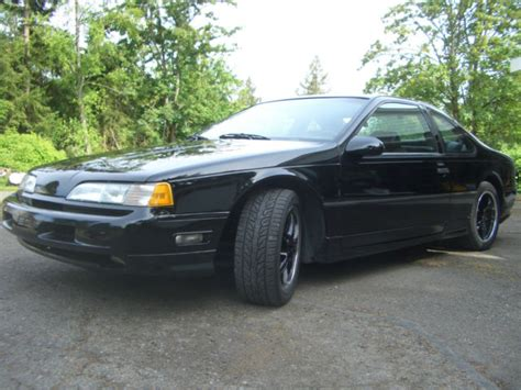 1990 ford thunderbird sc super coupe factory supercharged for sale in seattle washington 1990 ford thunderbird sc super coupe factory supercharged classic ford thunderbird 1990 for sale