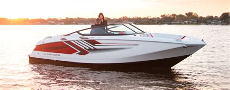 regal boat models regal debuts two new models at miami boat show boating